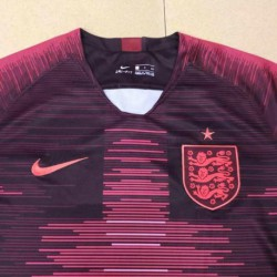 Size:18-19 england red traing shir