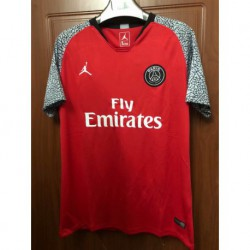 Size:18-19 paris red limited edition training shir