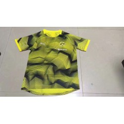 Size:18-19 dortmund yellow training shir