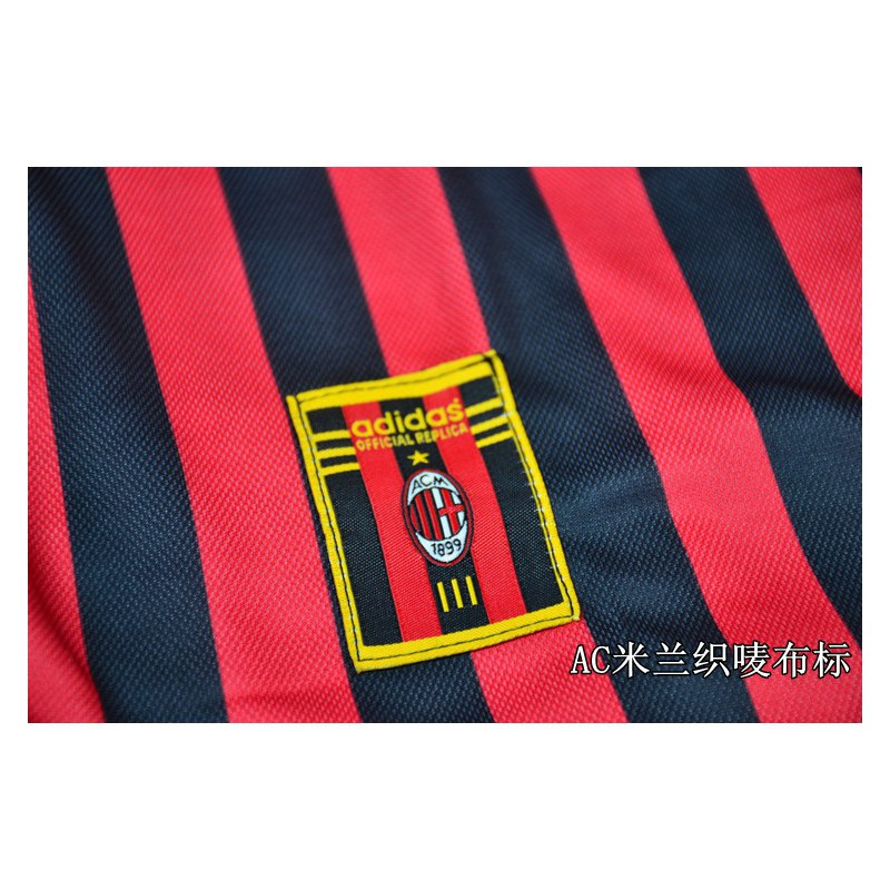 cheap for discount 56b4f 35b42 Inter Milan Centenary Jersey,FC Barcelona Centenary Jersey,Size:99-00 AC  milan centenary home