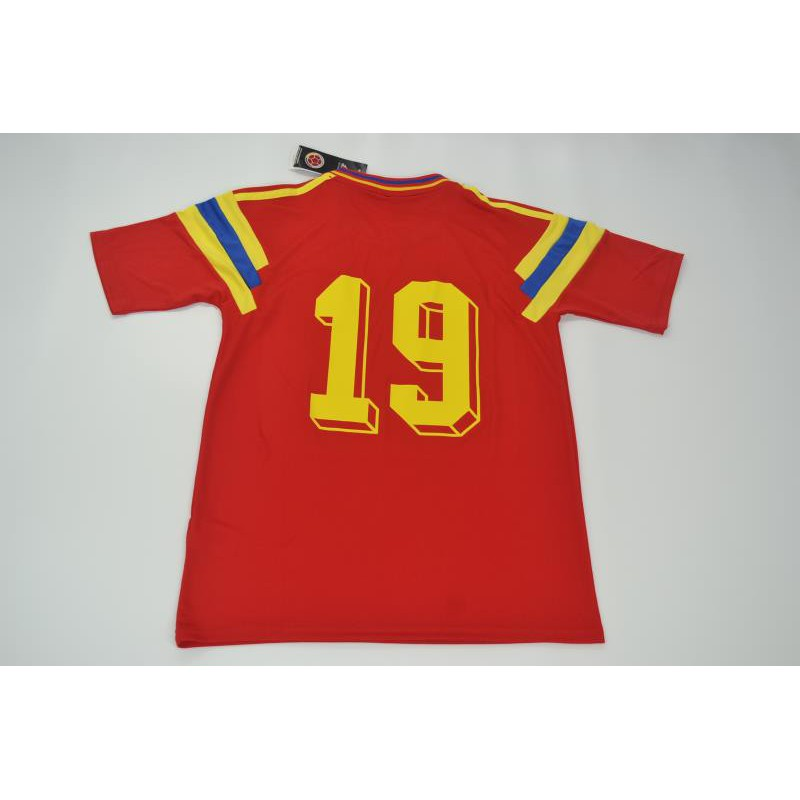 Colombia Red Jersey 2014,Adidas Colombia Jersey Red,1990