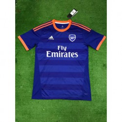 Size:19-20 Arsenal Away Blue Picture Versio
